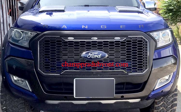 ���ระจังหน้าแต่ง ���ระจังหน้าเดิม ���ระจังหน้า Ford Ranger