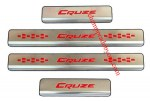 new-stainless-door-sill-scuff-plate-for-chevrolet-cruze-2008-2013-red